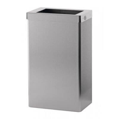 Open afvalbak 22 liter