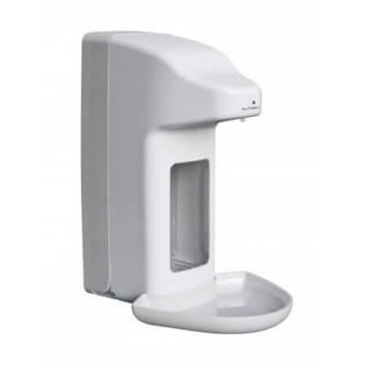 Automatische desinfectiemiddel dispenser