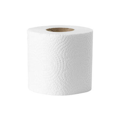Toiletpapier cellulose 2laags/200 vel 48 rollen